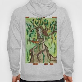 Dryad with a Tray Hoody