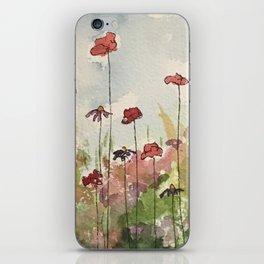 Edging the Garden iPhone Skin