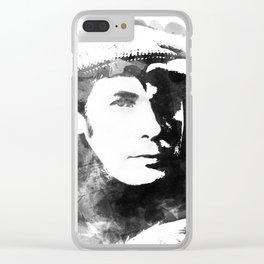 Glenn Gould Clear iPhone Case