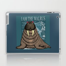 I Am the Walrus Laptop & iPad Skin