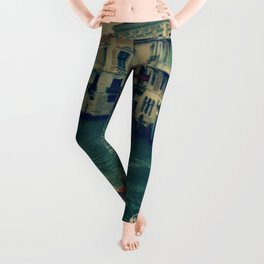 Venice, Grand Canal 3 Leggings