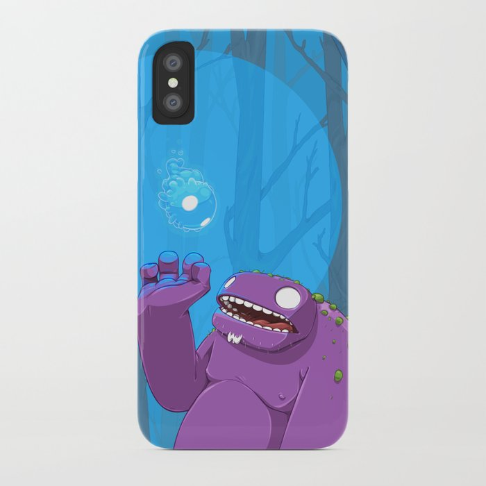 Ghost of Mello Marsh iPhone Case