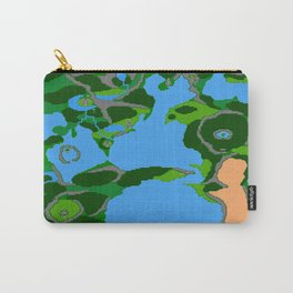 Final Fantasy II Japanese Overworld Carry-All Pouch