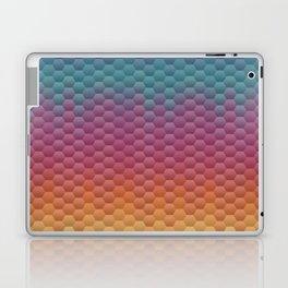 Dusk Hexagon Laptop & iPad Skin