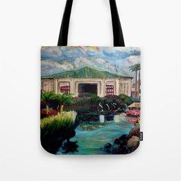 Kauai Grand Hyatt Resort Tote Bag