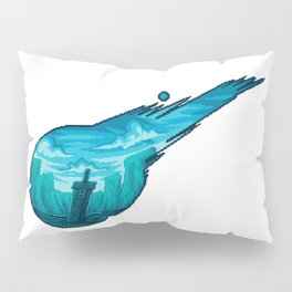 Final Fantasy VII Meteor Pillow Sham