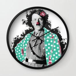 Ridiculus Clown Wall Clock