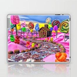Pink Candyland Laptop & iPad Skin