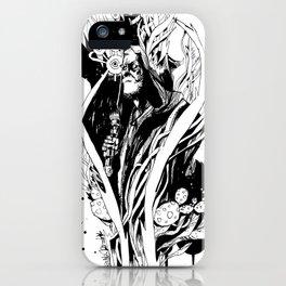 Stoner Warrior iPhone Case