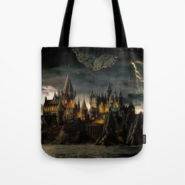 Hogwarts Night Tote Bag