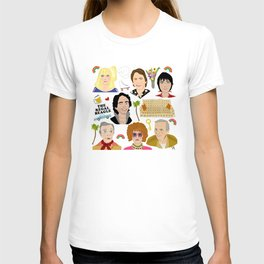 Three's Company Universe T-shirt