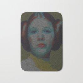 Alderaan Girl Bath Mat