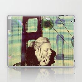 In my bubble (kate moss) Laptop & iPad Skin