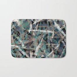 Abstract pattern 219 Bath Mat