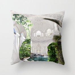 Peaceful Place Throw Pillow