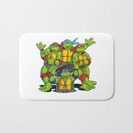Teenage Mutant - Ninja Turtle Bath Mat