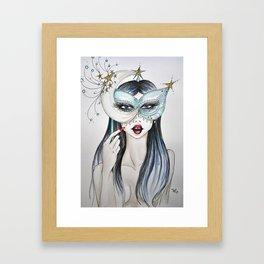 Estelle Framed Art Print