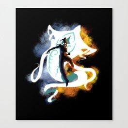 THE LEGEND OF KORRA Canvas Print