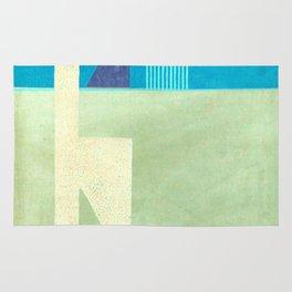 Solitaire du Figaro (blue) Rug