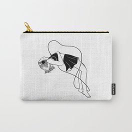 Listen to your inner voice Carry-All Pouch