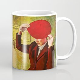 Red Beret Coffee Mug