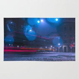 Street Lights Rug