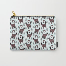 SNOBBY CATS COCKTAILS Carry-All Pouch