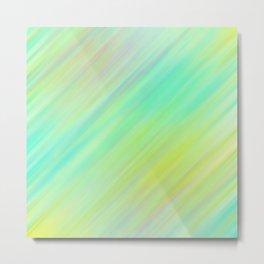 Color Motion I Metal Print