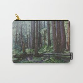 Forest Unknown Carry-All Pouch