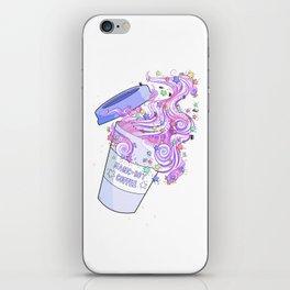 Magic Boy Coffee iPhone Skin