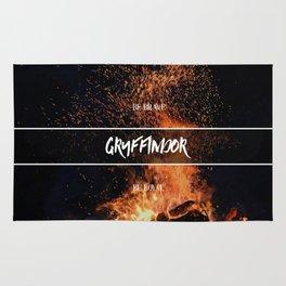 Gryffindor Rug