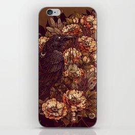 Corvus Corax iPhone Skin
