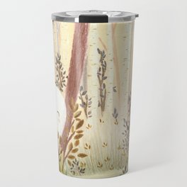Little ghost in the woods Travel Mug