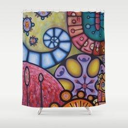 Joe 99 Shower Curtain