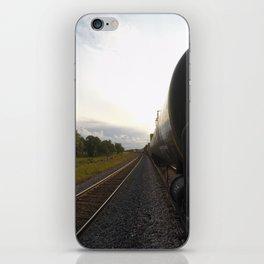 Chasing Freedom iPhone Skin