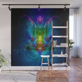 Trance.for.nation Wall Mural