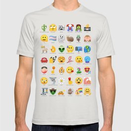 Emojis I wish Existed T-shirt