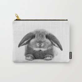 Bunny rabbit sitting Carry-All Pouch