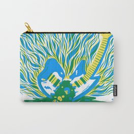 Guitar Explosion Carry-All Pouch