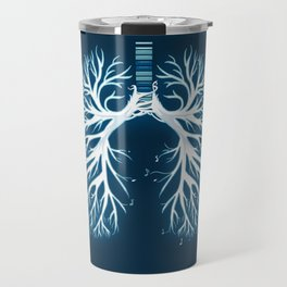 I Breathe Music Travel Mug