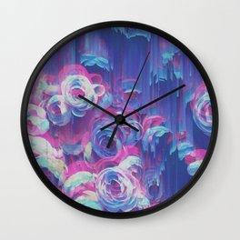Rosae Rosarum Wall Clock