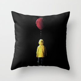 It Georgie Stained Glass Throw Pillow
