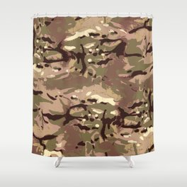 My Most Popular Camo! Shower Curtain
