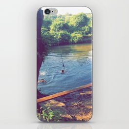 Goose Creek iPhone Skin