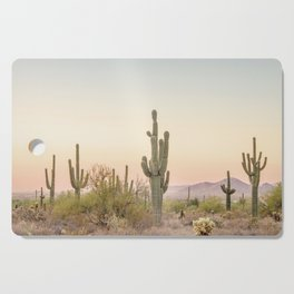 Arizona Desert Cutting Board