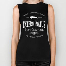 Exterminatus Biker Tank