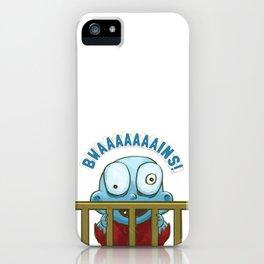 Nobody puts Baby Zombie in a corner! iPhone Case