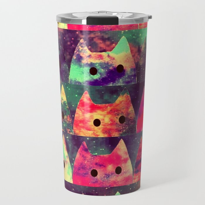 cats-131 Travel Mug