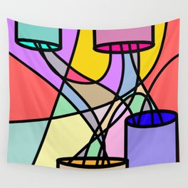 Pwer Wall Tapestry