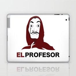 LA CASA DE PAPEL tee shirt El Profesor Laptop & iPad Skin